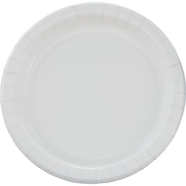 SOLO Bare® Eco-Forward® Medium Weight Dinnerware Plate, 8.5in. Diameter, 500/Case
