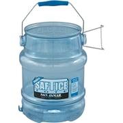 San Jamar® Saf-T-Ice® Original & Shorty™ SI6100 Tote, 5 gal