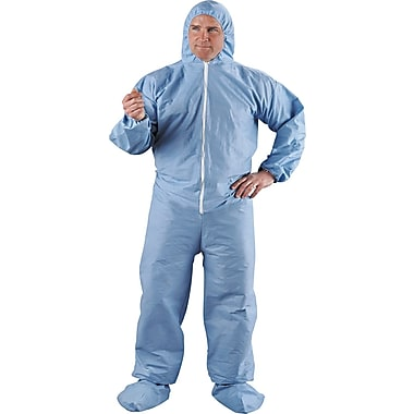 Kleenguard® A65 Hood and Boot Flame-resistant Coveralls, 2XL
