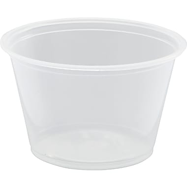 Conex® Portion Pot, Clear, 4 oz
