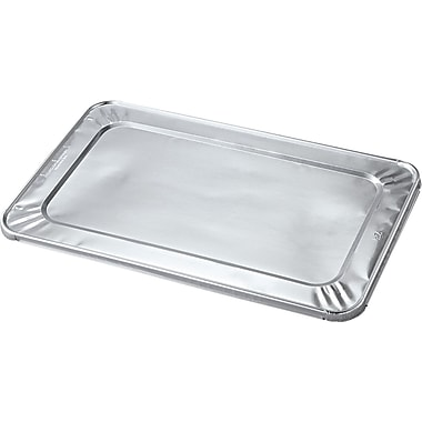 Handi-Foil® Steam Table Foil Lid, 12in. W x 20 13/16in. D