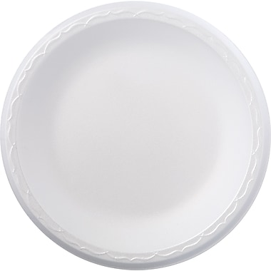 Genpak® Celebrity Dinnerware Plate, 30in. x 12in. x 12in.