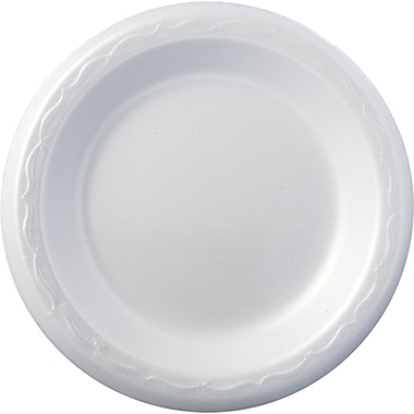 Genpak® Celebrity Dinnerware Plate, 22 4/5in. x 12in. x 12in.