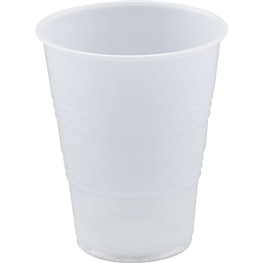 SOLO® Galaxy® Translucent Plastic Cold Cups, Individually Wrapped, 9 oz., 1,500/Case