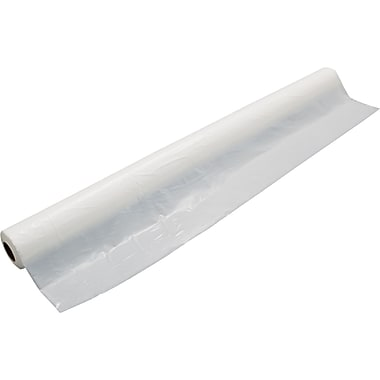 Creative Converting™ 013180 Banquet Roll, White, 40in.(W) x 300'(L)