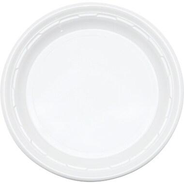 Dart® Impact Dinnerware Plate, 20 2/5in. x 10 4/5in. x 10 4/5in.
