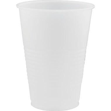 Conex® Plastic Cold Cup, Translucent, 14 oz