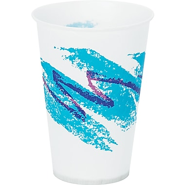 SOLO® Treated Paper Cup, Tide, 7 oz