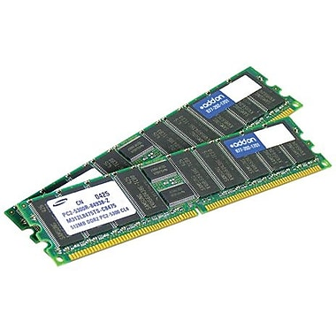 AddOn - Memory Upgrades 397413-B21-AM DDR2 (240-Pin FB -DIMM) Server Memory, 4GB
