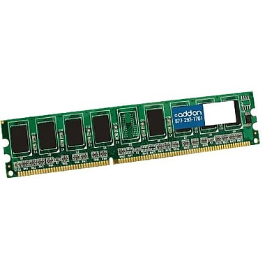 AddOn - Memory Upgrades AA1066D3N7/2G DDR3 (240-Pin DIMM) Memory Module, 2GB
