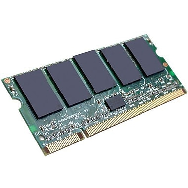 AddOn - Memory Upgrades 55Y3707-AA DDR3 (204-Pin SO-DIMM) Laptop Memory, 2GB