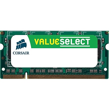 Corsair VS1GSDS333 DDR (200-Pin SO-DIMM) Memory Module, 1GB