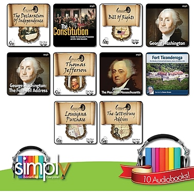 American History Audio Books Bundle - Download
