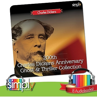 Charles Dickens: 7 Stories Audio Books Bundle - Download