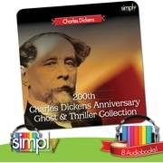 Charles Dickens: 7 Ghost & Thriller Audiobooks Collection-Download