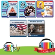 Non-Vocabulary Test Preparation Audiobooks Collection-Download
