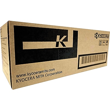 Kyocera Mita Black Toner Cartridge (TK-342), High Yield