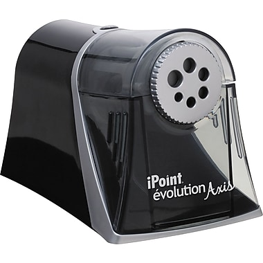 Westcott iPoint Evolution Axis 15509 Heavy Duty Electric Pencil Sharpener
