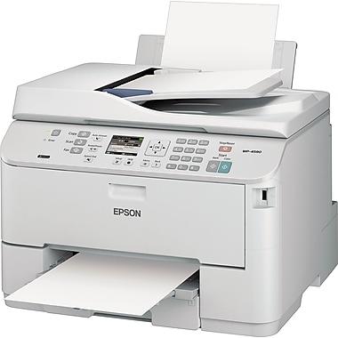 Epson® WorkForce Pro WP-4590 Multifunction Inkjet Printer, 15 1/10in. H x 18 1/10in. W x 25 7/10in. D