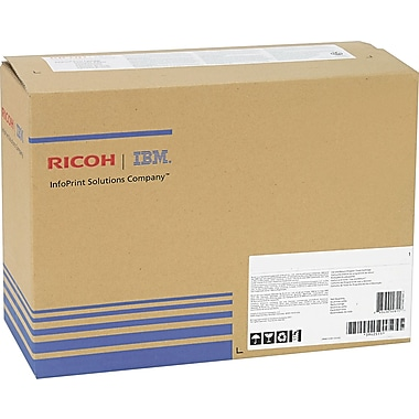 Ricoh Yellow Toner Cartridge (841334), High Yield