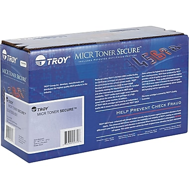 Troy Black Secure MICR Toner Cartridge (02-82000-001)
