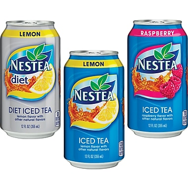Nestea® Iced Tea, 12 oz. Cans