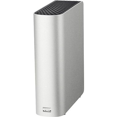 WD® My Book Studio® 4TB USB 3.0 External Hard Drive (Silver)