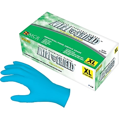 NitriShield® Premium Disposable Gloves