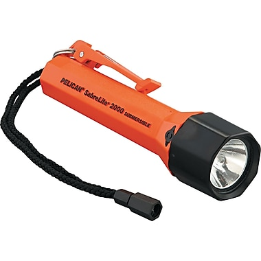SabreLite™ 2000 Flashlight, Orange