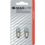"Maglite® Replacement Lamp for AA Mini Flashlight, 4 1/4"" H x 1 5/6"" W x 1/4"" D"