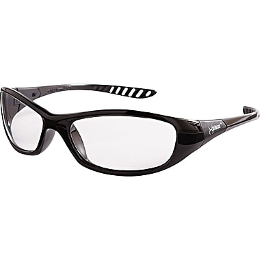 Jackson® HellRaiser™ ANSI Z87.1 V40 Safety Glass, Clear Lens