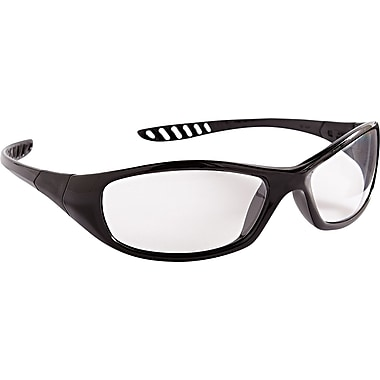 HellRaiser™ ANSI Z87.1 V40 Safety Glass, Clear AF Lens