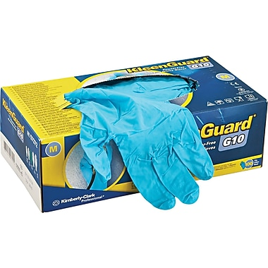 Kleenguard® G10 Gloves, Medium, Powder Free
