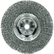 "Trulock™ Narrow-face Crimped Wire Wheel, 4"" dia"