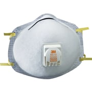 3M™ N95 Particulate Respirator with Nuisance Level Acid Gas Relief, Standard