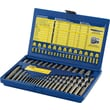 Hanson® Screw Extractor & Drill Bit Set, 35 Piece