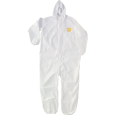 ProShield® NexGen® Protective Coverall, White, XL