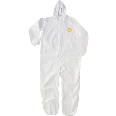 ProShield® NexGen® Protective Coverall, White, 3XL
