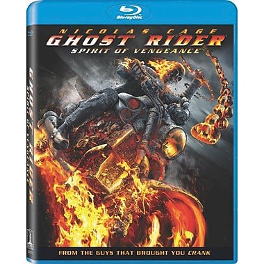 Ghost Rider: Spirit of Vengeance (Blu-Ray + Digital Copy)