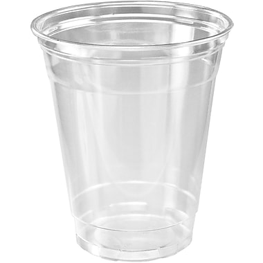 Dart® Conex Classic® 12CS Pet Cup, Clear, 12 oz., 1000/Case