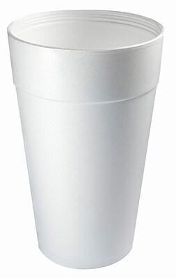 Dart 44TJ32 Hot/Cold Cup, 44 oz. White, 300/Case 150104