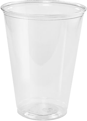 Dart Conex Classic 10C Pet Cup, Clear, 10 oz., 1000/Case 150087