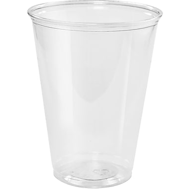 Dart® Conex Classic® 10C Pet Cup, Clear, 10 oz., 1000/Case