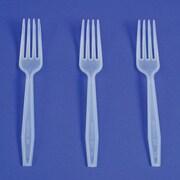 Enviroware GH1001 Fork, Natural/Pearl, 1000/Case