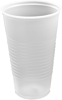 Fabri-Kal RK Drink Cup, Translucent, 16 oz., 1000/Case 150137