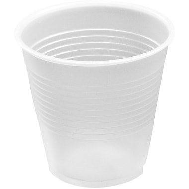 Fabri-Kal® RK Drink Cup, Translucent, 5.1 oz., 2500/Case