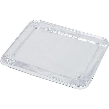 Handi-Foil® 2049-30-100U Foil Steam Lid, Silver