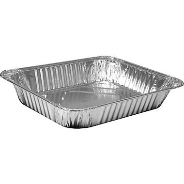Handi-Foil® 4025-40-100U Aluminum Food Container, 2 3/16