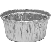 Handi-Foil® 34130 Aluminum Utility Cup, 4 oz., Silver