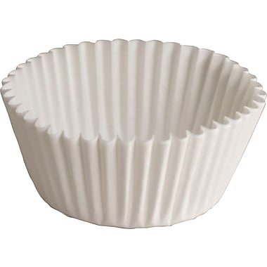 Hoffmaster® 610032 Fluted Bake Cup, White